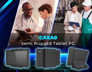 安勤推出醫療級半強固平板電腦 CAXA0