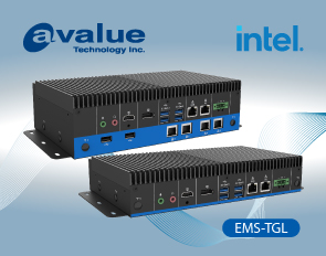 Avalue debuts EMS-TGL, with the latest and powerful the 11th Gen. Intel® Tiger Lake processor