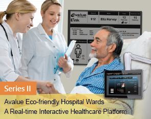 Avalue Smart Ward – the Total Care Platform for Unimpeded Communication in Healthcare