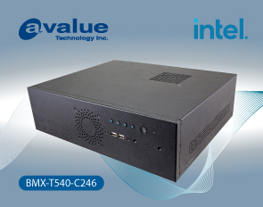 Avalue introduces BMX-T540-C246, the Mini ITX Barebone System