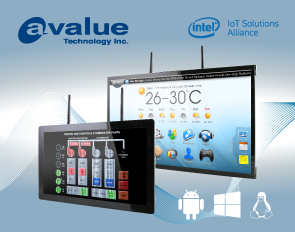 Avalue debuts open frame panel PCs OFT-15W33/ OFT-21W33