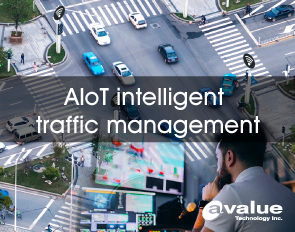 AIoT intelligent traffic management eases city traffic congestion