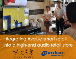 Integrating smart retail into a high-end audio retail store – The case of high-end audio retail giant Image Audio