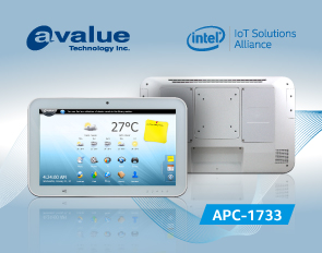 Avalue Debuts APC-series Fanless Multi-touch Panel PCs