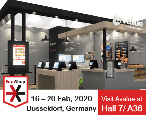 Come to EuroShop 2020, Enriching the World of Smart Retail with Avalue