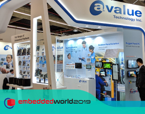 Innovative IoT embedded technologies at Embedded World 2019