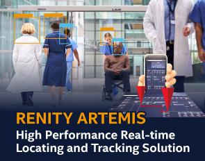 安勤RENITY ARTEMIS定位追踪管理系统 解决健检中心管理问题
